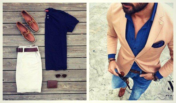 81f12a66a297 10+1 Καλοκαιρινά ρούχα που πρέπει να έχει κάθε άντρας! - Gr-stars ...