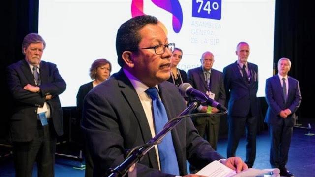 """Nicaragua cierra la televisión '100% Noticias' por """"terrorismo"""""""