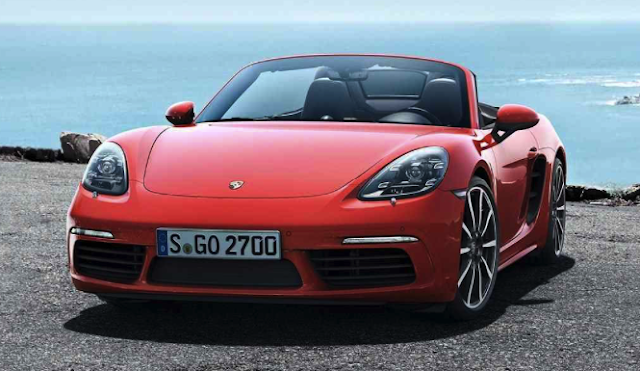 2019 Porsche 718 Boxster S Review USA UK Canada