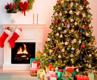 Gambar Dekorasi Pohon Natal Terbaru