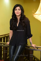 Shruti Haasan Looks Stunning trendy cool in Black relaxed Shirt and Tight Leather Pants ~ .com Exclusive Pics 023.jpg