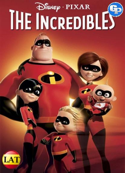 Los Increíbles (2004) LATINO