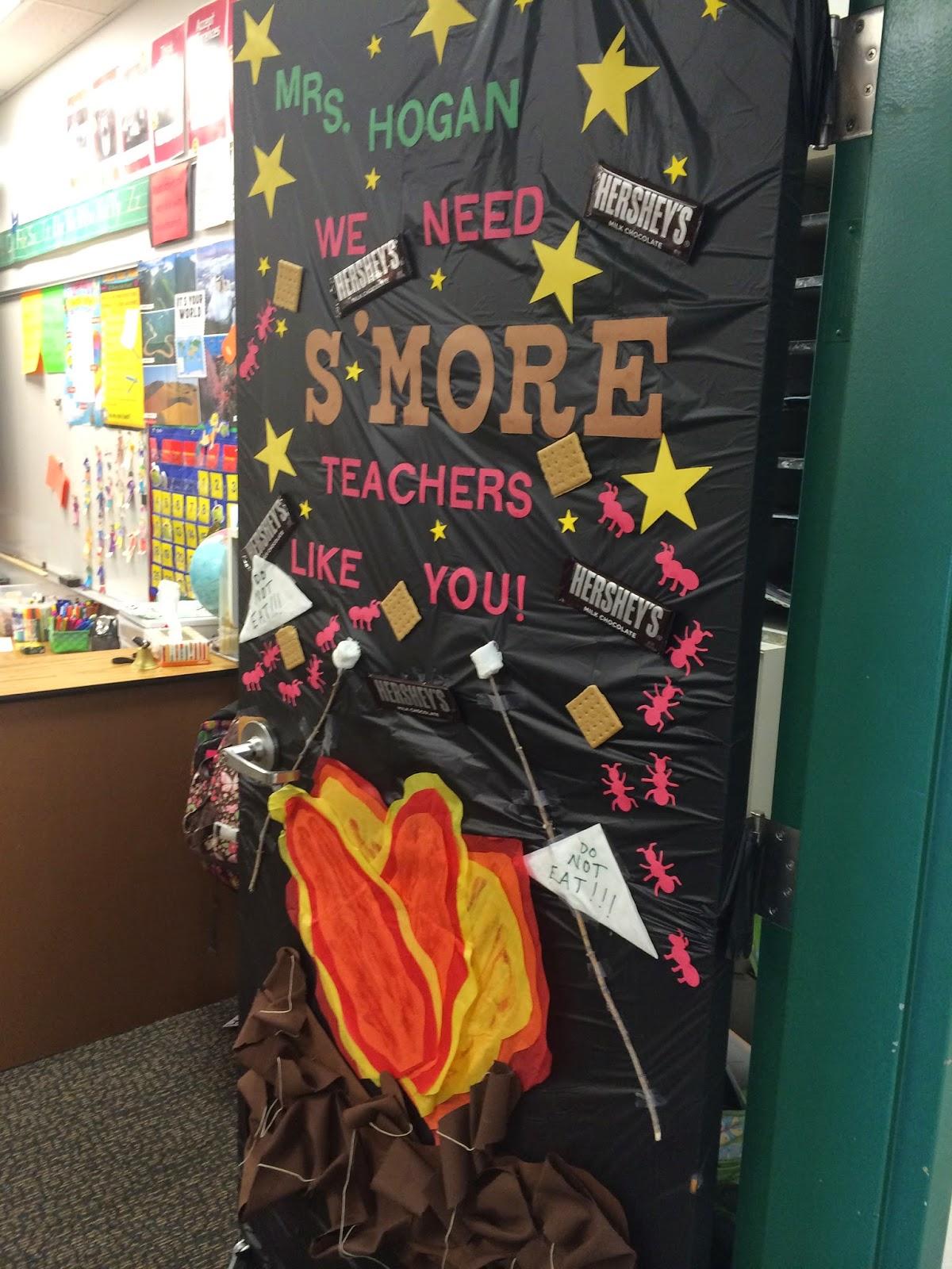 Mommy Lessons 101: Teacher Appreciation Week - Door ...
