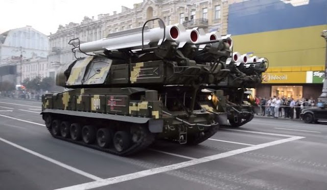 Міноборони підтвердило, що ППО навколо Києва переобладнали за рахунок Рошен