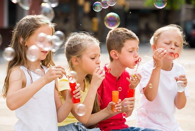 Activities makes children active - benefits of physical activities for children - meraki
