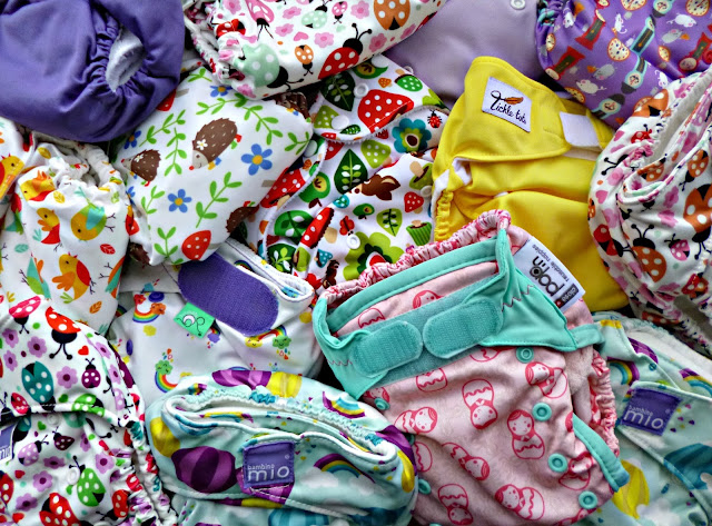 how to make baby nappies at home