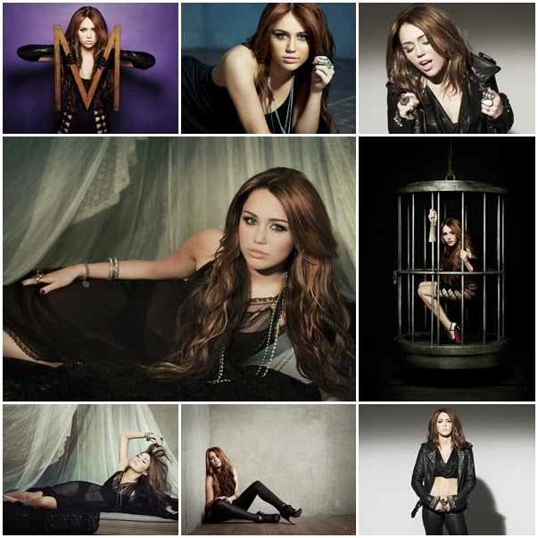 Miley Downloads: [PHOTOSHOOT] Can't Be Tamed 2010