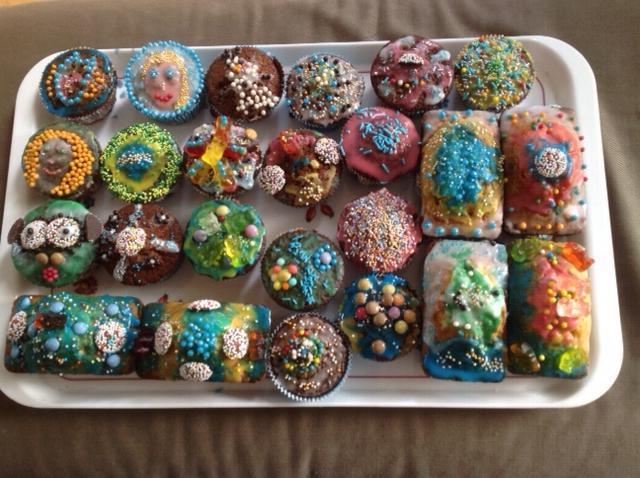 Mijoda Kuchen Verzieren Am Geburtstag