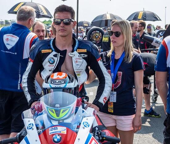 IDM Superbike Zolder - Rennen 2