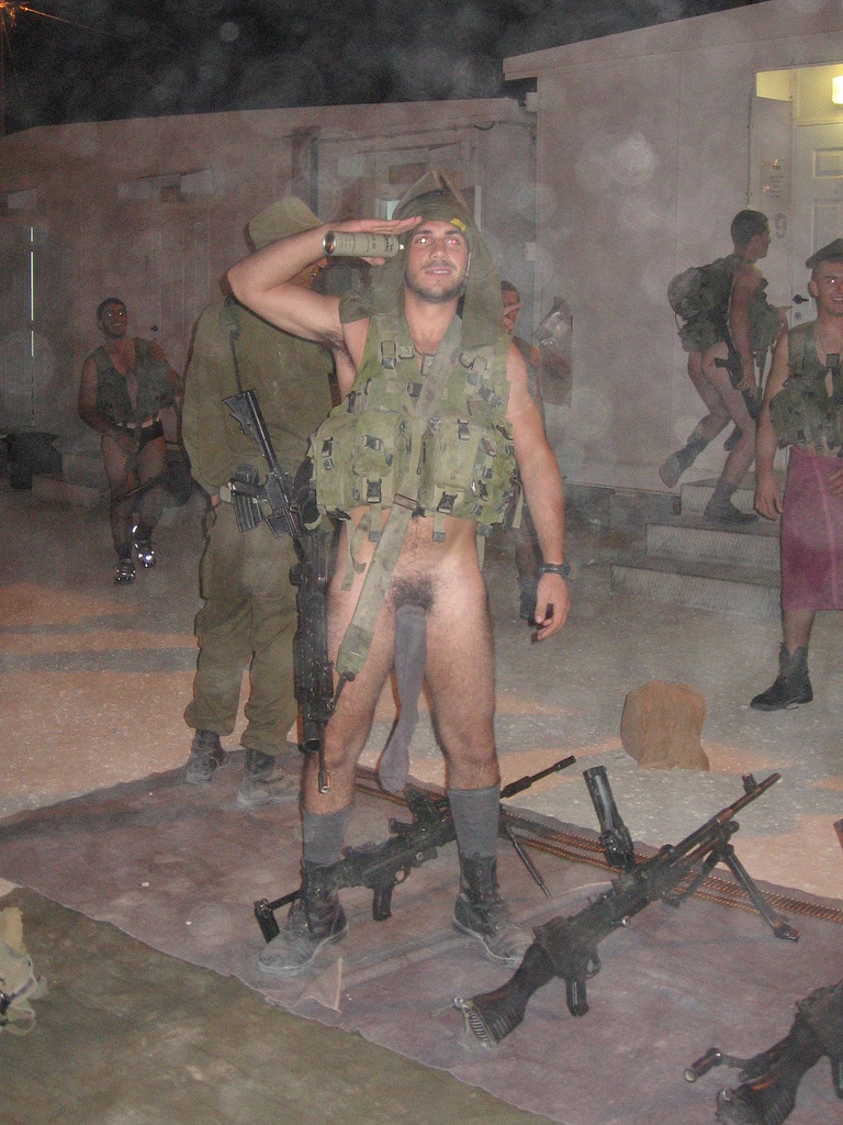 Hot israeli army girls nude all became