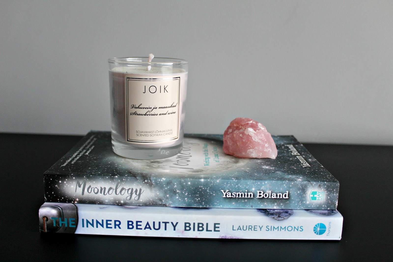 Joik Soy Wax Scented Candle