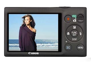 Canon IXUS 220HS: slim cameras tourism