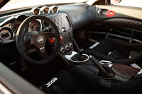 Nissan 370Z Project Clubsport 23 (2018) Interior