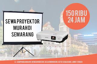 Sewa LCD Proyektor murah di Semarang