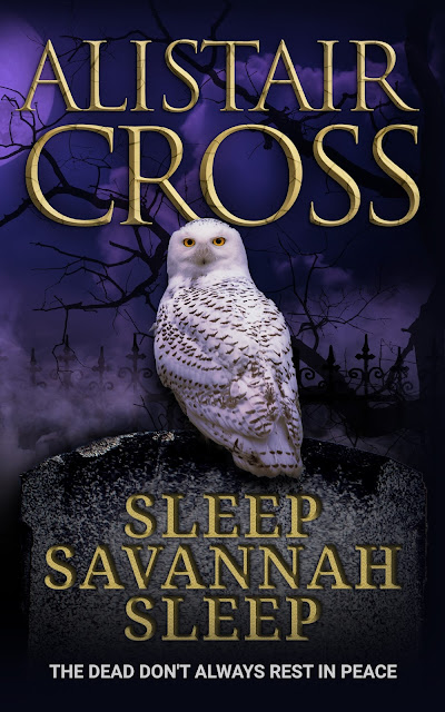 sleep-savannah-sleep, alistair-cross, book