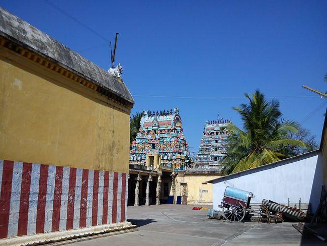Sri Vanchinadhar Swamy Temple Praharam