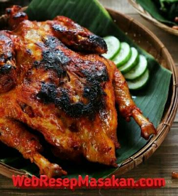 Ayam Taliwang khas lombok, Resep Ayam Taliwang Lombok, Cara membuat ayam Taliwang,