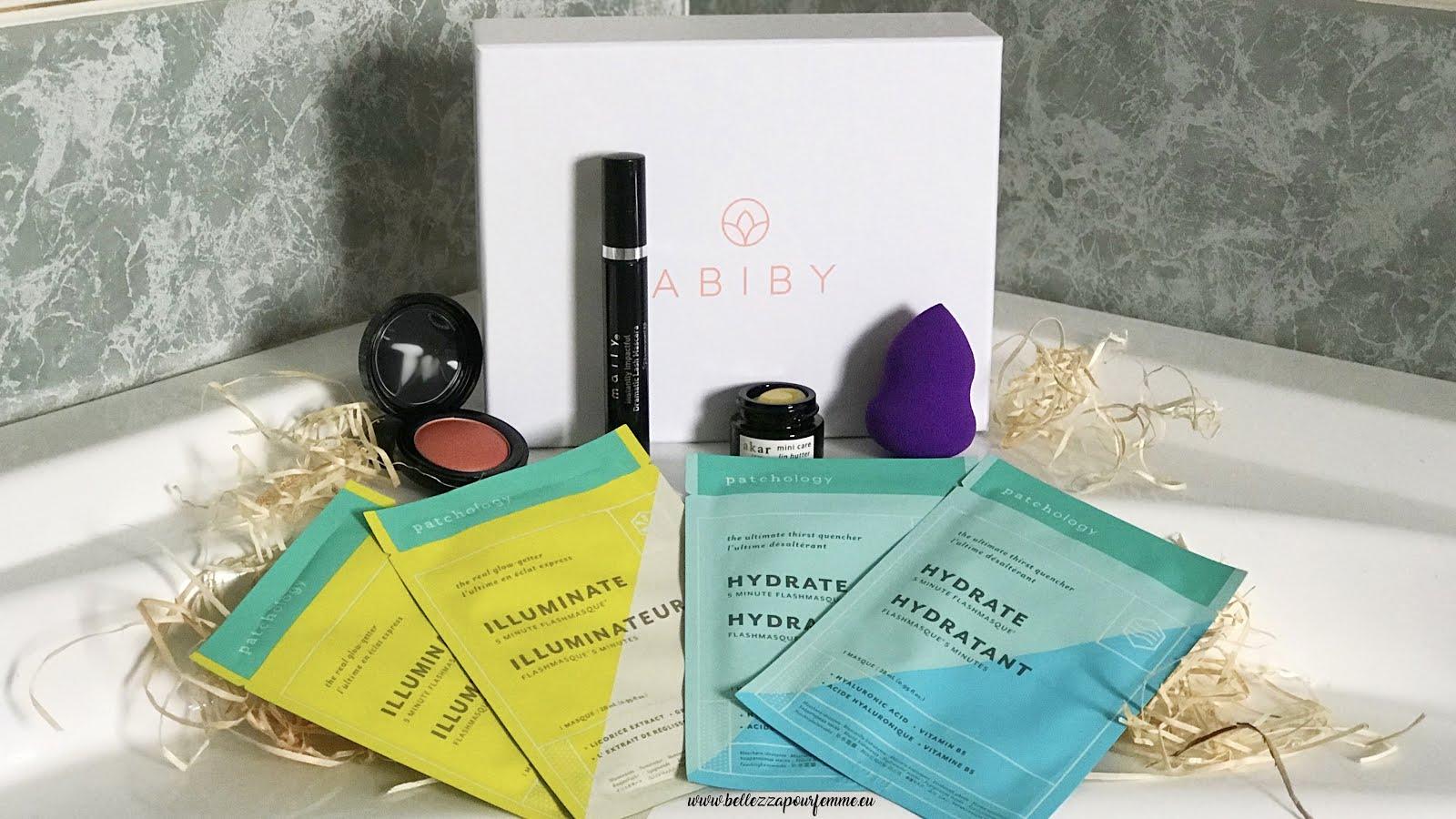 Abiby box di Aprile: Hello Sunshine!