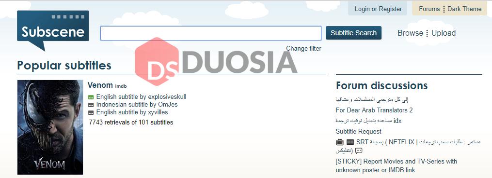 download subtitle indonesia terlengkap