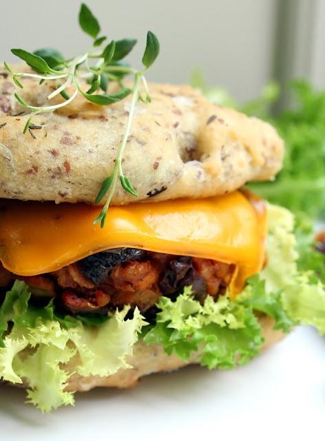 Oppskrift Byggburger Byggryn Burger Hjemmelaget Veggisburger