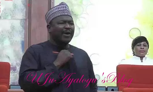 N120bn bribery allegations: Sen. Misau charged with spreading injurious falsehood against IG