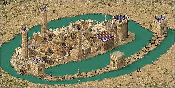 Gambar Castle Nizar The Silent