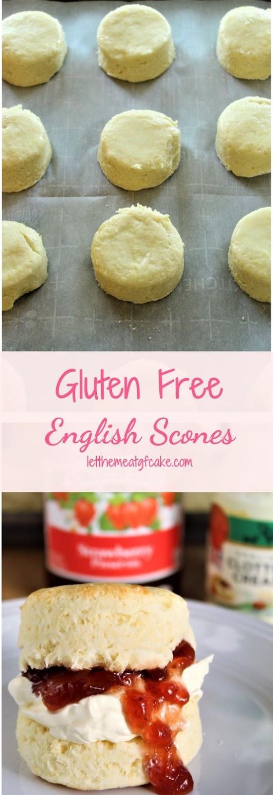 Gluten Free English Scones