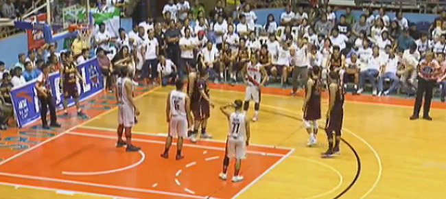 Batangas City Athletics def. Valenzuela Classic, 80-75 (REPLAY VIDEO) MPBL Semis Game 1   April 5