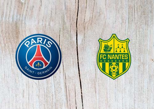 Paris Saint-Germain vs Nantes Full Match & Highlights 22 December 2018