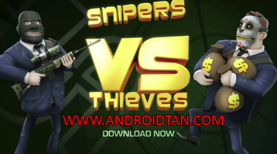 Snipers vs Thieves Mod Apk v1.4.13701 Unlimited Ammo Terbaru