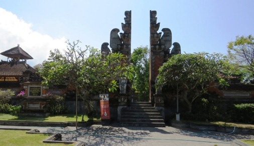 History Of Rambut Siwi Temple