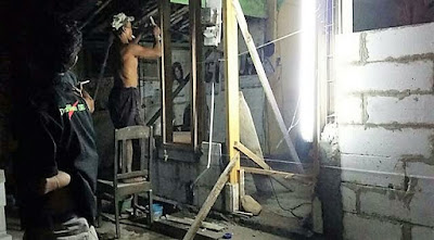 Kejar Target Rehab RTLH : Satgas dan Warga Lembur