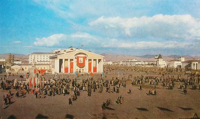 dan gres berhasil dipersatukan pada kurun ke Sejarah Negara Mongolia Lengkap
