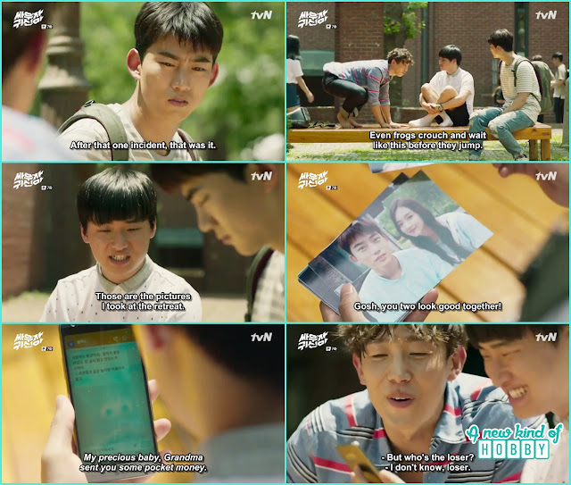 retreat pictures - Let's Fight Ghost Episode 7 Review - Korean Drama 2016