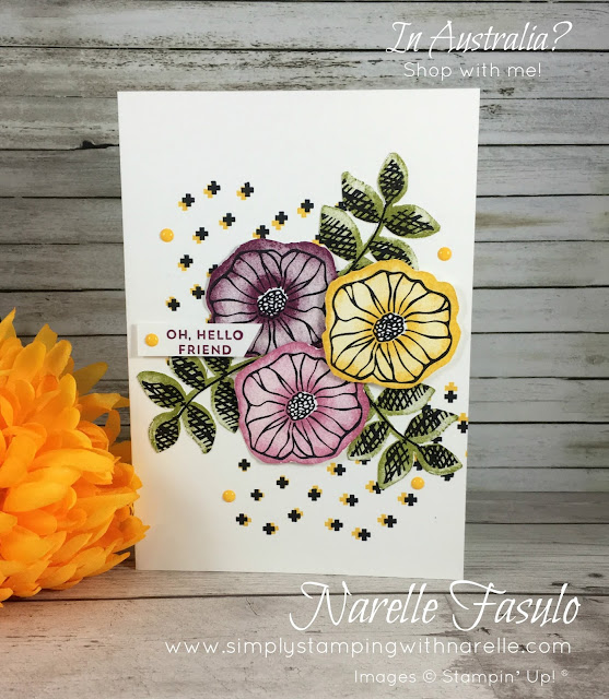Oh So Eclectic - Narelle Fasulo - Simply Stamping with Narelle - shop here - https://www3.stampinup.com/ecweb/default.aspx?dbwsdemoid=4008228