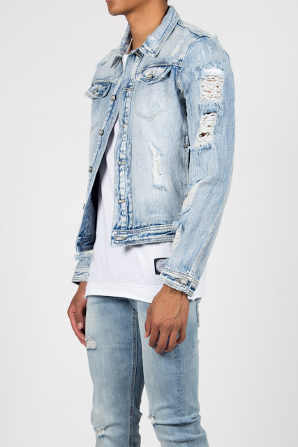 destroyed jeans masculino