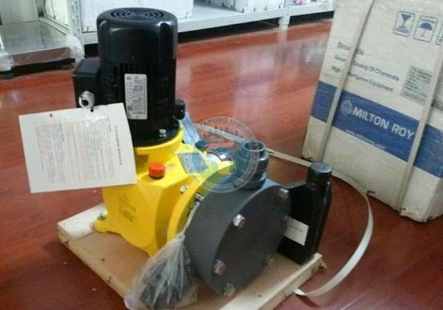 Dosing Pump Milton Roy GM0025