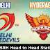 Today's Match: SRH vs DD Do and Die Match For Delhi