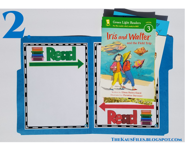The Reading Mat will provide your students with a visual reminder of how to keep track of what they are reading and build stamina! This system will also encourage your students to reread and build their fluency during Reader's Workshop and Read to Self (Daily 5)! TheKausFiles.blogspot.com
