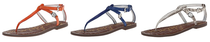 Sam Edelman Galia Gladiator Sandals as low as $40 (reg $80)