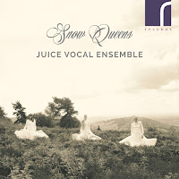 Snow Queens - Juice Vocal Ensemble - Resonus