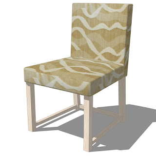 Sketchup - Chair-050