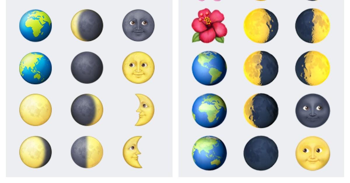 Iphone New Emojis