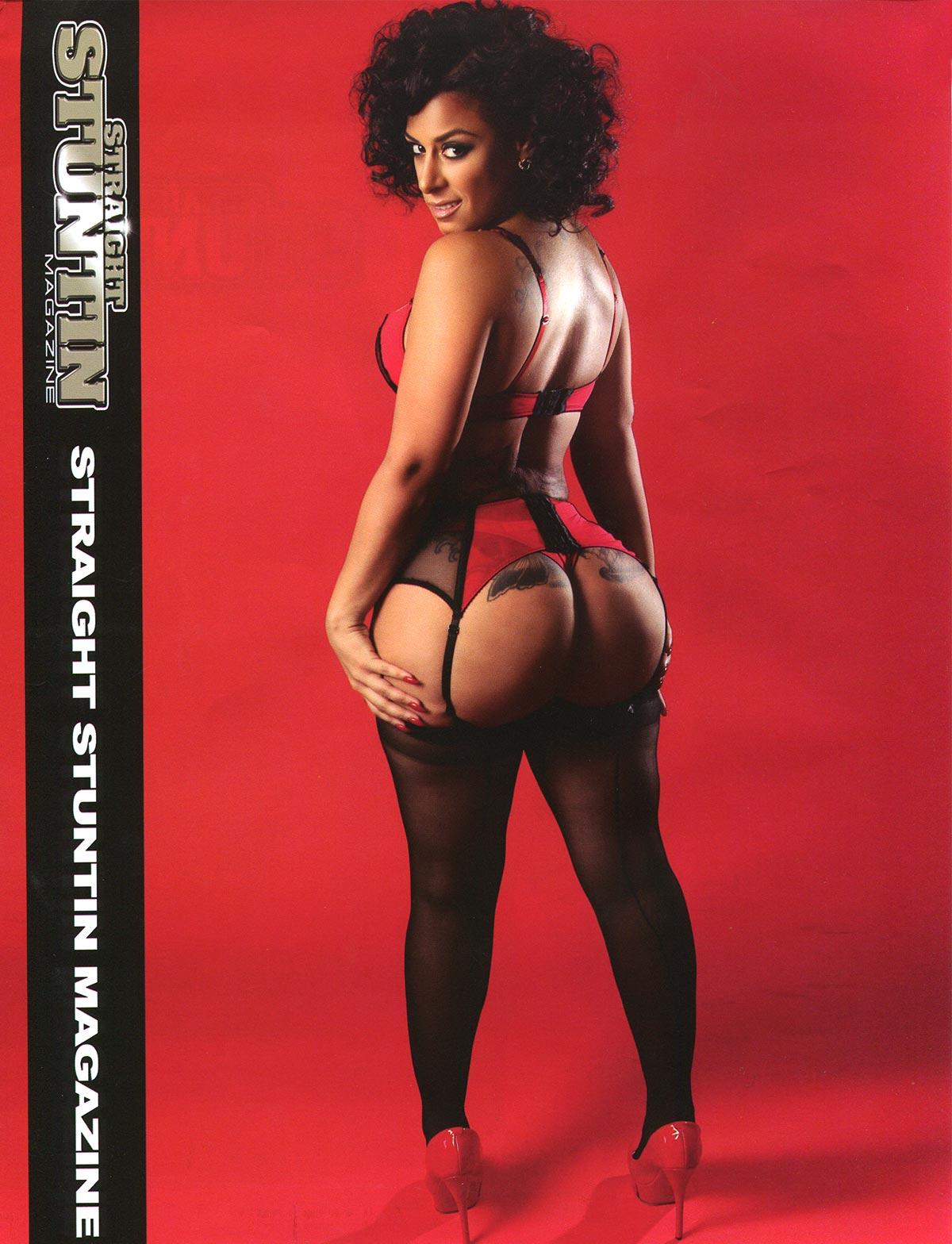 Sammi J Therealsammij Featured In Straight Stuntin -4502