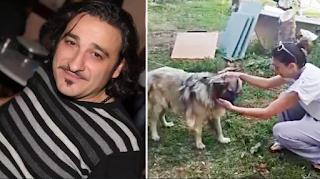 Βασίλης Χαραλαμπόπουλος: Βρήκε τον σκύλο του μετά από 2,5 χρόνια - Τα δάκρυα της συζύγου του (Video)
