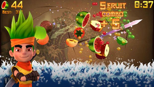 Fruit Ninja Classic Mod Apk