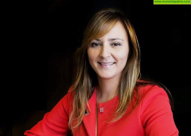 Nieves Lady Barreto pide al Cabildo que apoye la iniciativa de los diputados de CC de La Palma y El Hierro para rebajar el precio del combustible en las Islas Verdes