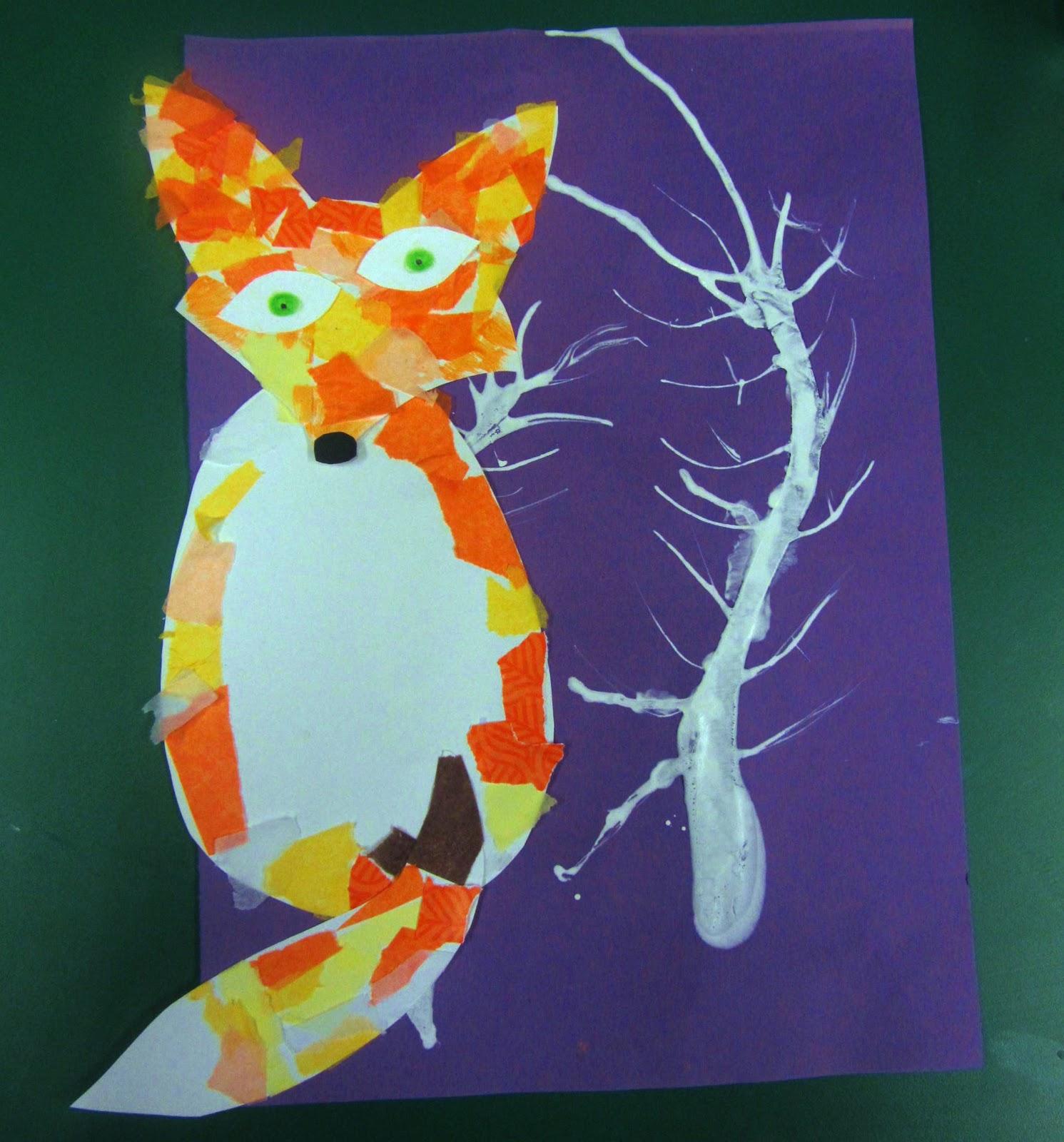 Fantastic Mr Fox Arts And Crafts