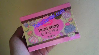 Pure Soap By Jellys Original