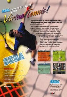 Virtua Tennis 1 Cover Art, Free Download Full Rip PC
